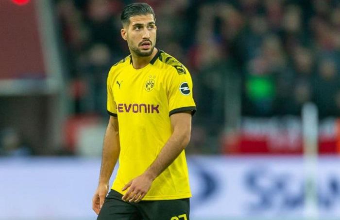 Can Dilirik Tiga Klub Liga Premier Sebelum Pilih Dortmund