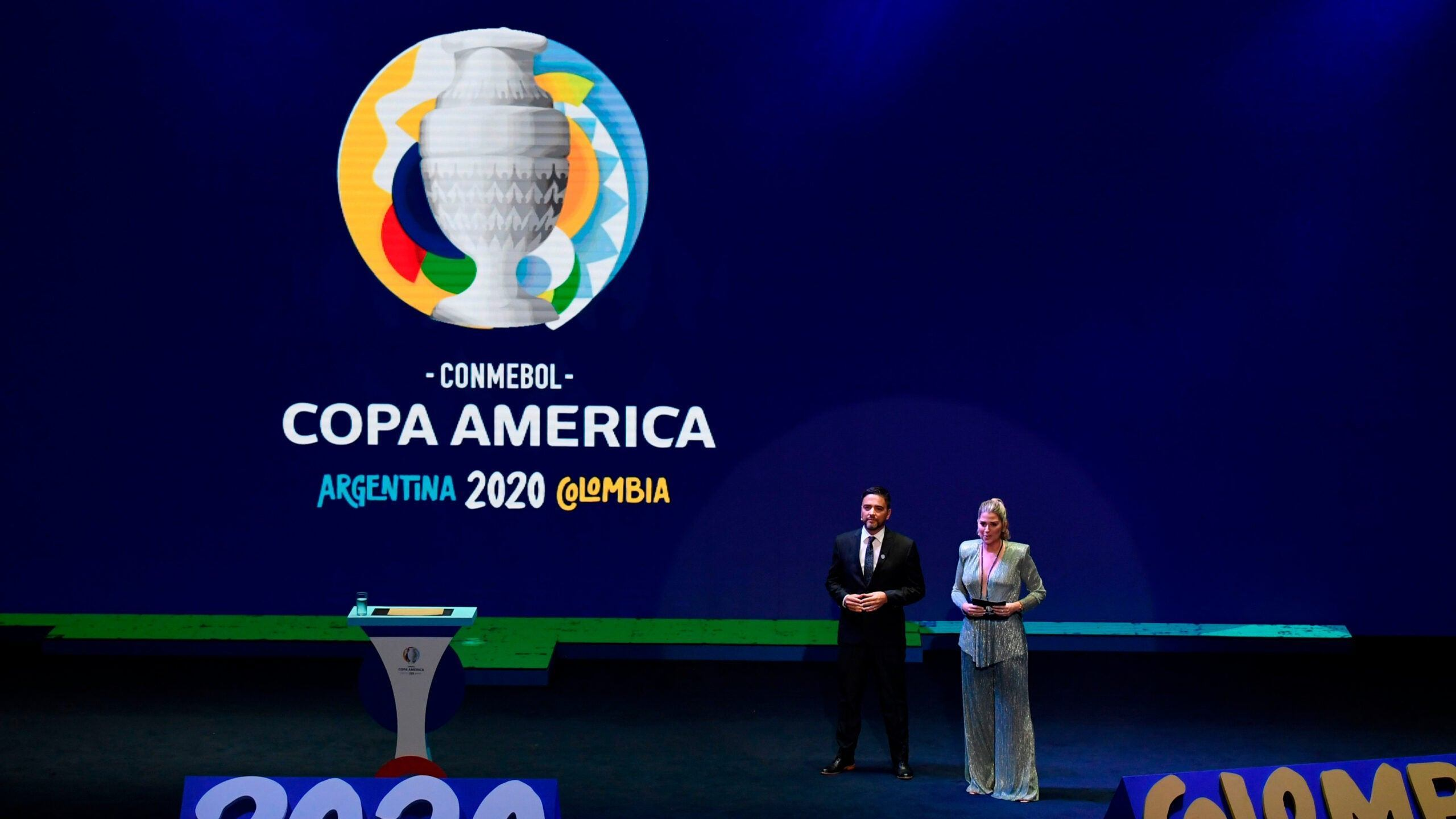 Copa America 2020 dibatalkan