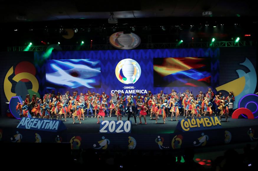 Copa America 2020 ditunda setahun