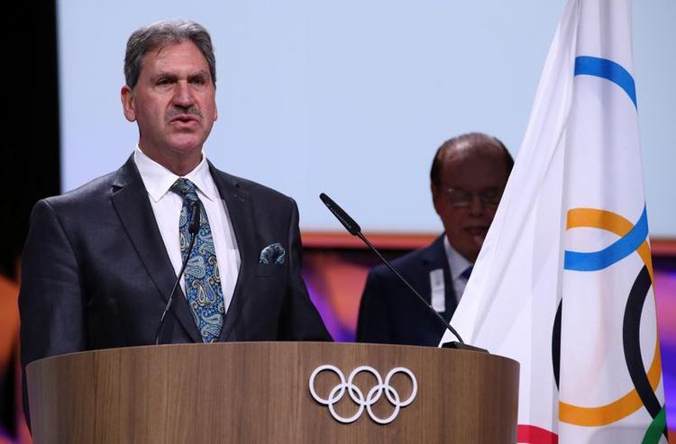 David Haggerty, presiden ITF