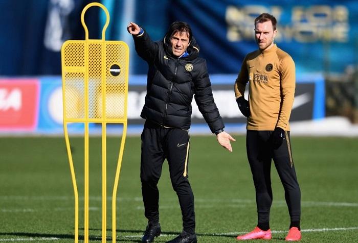 Eriksen Bisa Jadi PR Untuk Conte di Inter