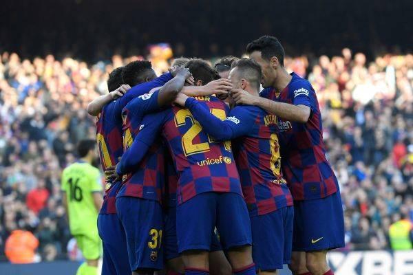 Gaji Pemain Barcelona Dipotong