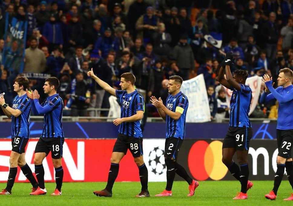 Getafe vs Inter Milan