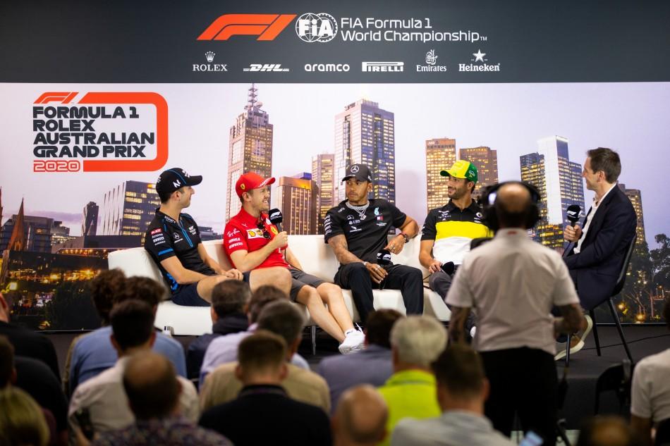 Grand Prix Australia 2020 dibatalkan