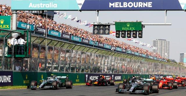 Grand Prix Australia 2020