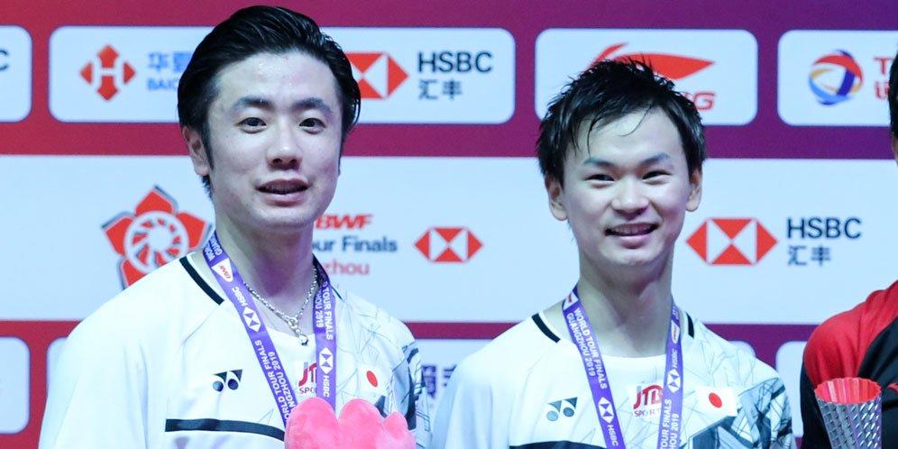 Hiroyuki dan Yuta Watanabe