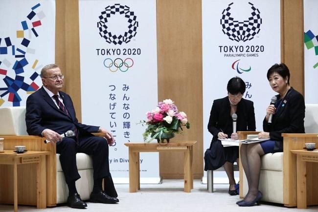 IOC Rencanakan Olimpiade Juli-Agustus 2021
