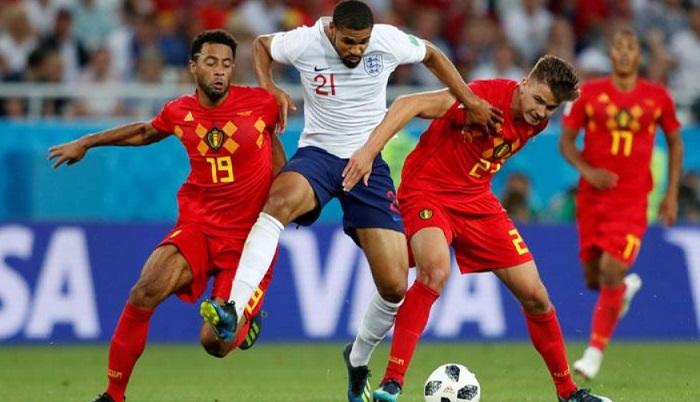 Inggris Semakin Dekat Dengan Belgia
