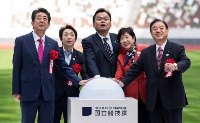 Jepang Tidak Rencanakan Olimpiade Tertutup