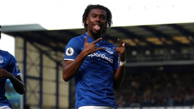 Karier Iwobi tidak turun setelah Keluar dari Arsenal