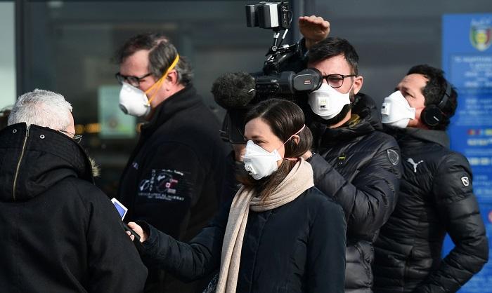 Laga Italia Tanpa Penonton Sampai 3 April Karena Virus Corona