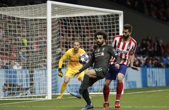 Laga Liverpool vs Atletico Madrid Berjalan Seperti Biasa