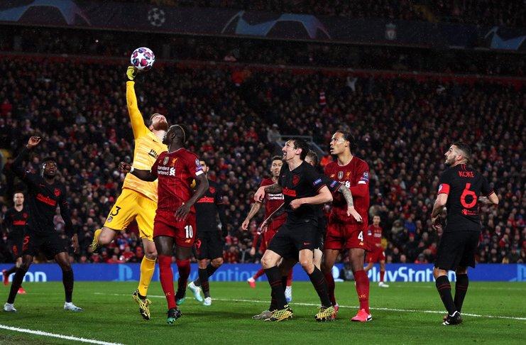 Laga Liverpool vs Atletico Madrid