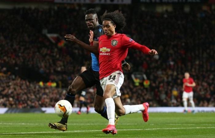Manchester United Beri Tahith Chong Perpanjang Kontrak Baru