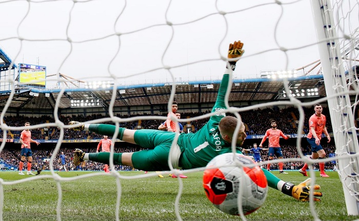 Mason Mount Akhirnya Cetak Gol Untuk Chelsea