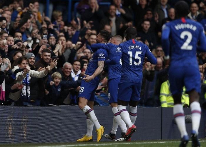 Mount Akhirnya Cetak Angka Untuk Chelsea