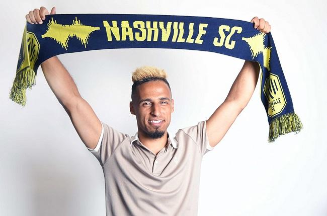 Mukhtar Merasa Terhormat Ditunjuk di Nashville Sebagai Pemain Pertama