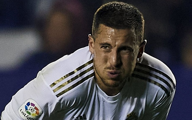 Musim Pertama Hazard Di Madrid Tak Semuanya Berjalan Buruk