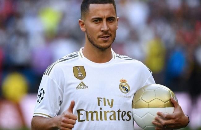 Musim Pertama Hazard Di Madrid Tidak Semuanya Berjalan Buruk