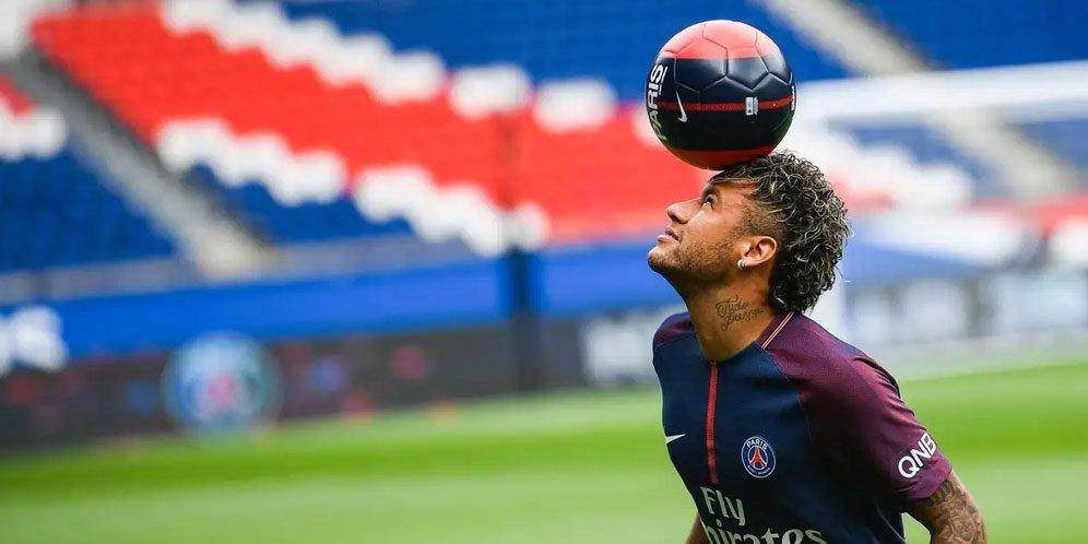 Neymar di PSG