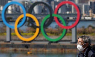 Olimpiade Tokyo tahun 2020