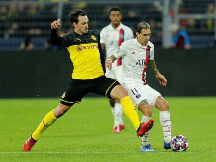 PSG kontra Borussia Dortmund