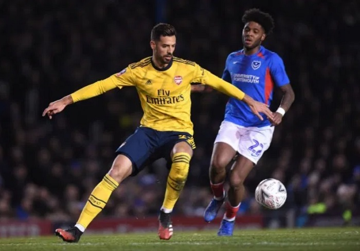 Pablo Mari Targetkan Kontrak Permanen dari Arsenal