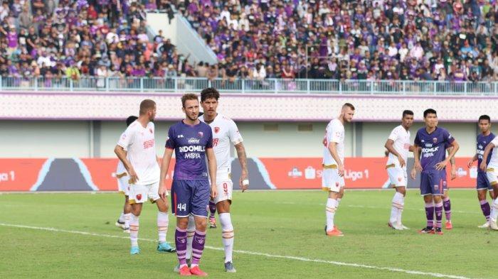 Persita Tangerang vs PSM Makassar
