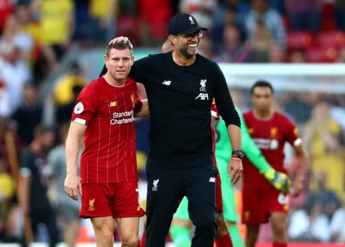 Pesan Klopp bantu Liverpool tetap fokus