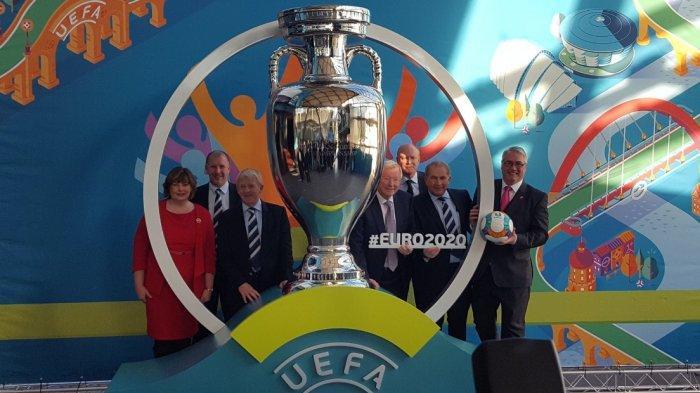 Piala Eropa 2020 ditunda