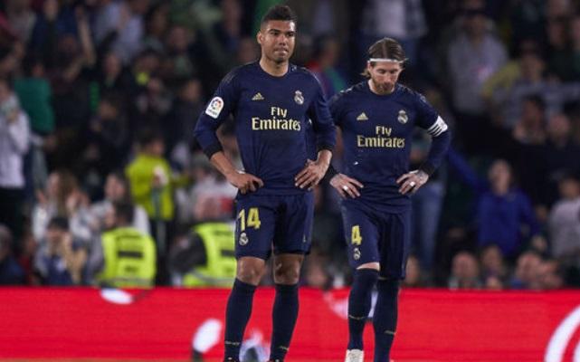 Real Madrid Mungkin Kehilangan Gelar La Liga