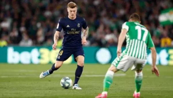 Real Madrid Mungkin Kehilangan Titel La Liga