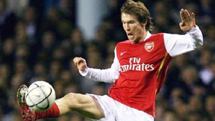 Saran Wenger di Arsenal Membuat Hleb Makin Impresif