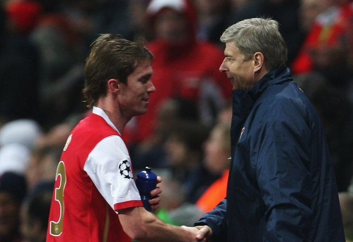 Saran Wenger di Arsenal Membuat Hleb Semakin Bebas