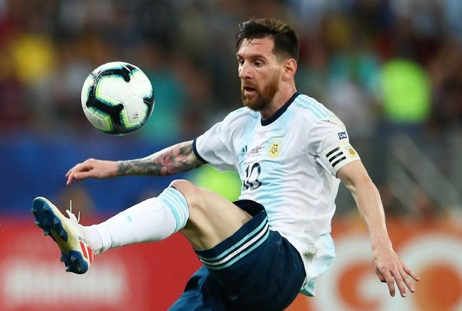Sepak bola Tidak Adil Kalau Messi Belum Menangkan Piala Dunia