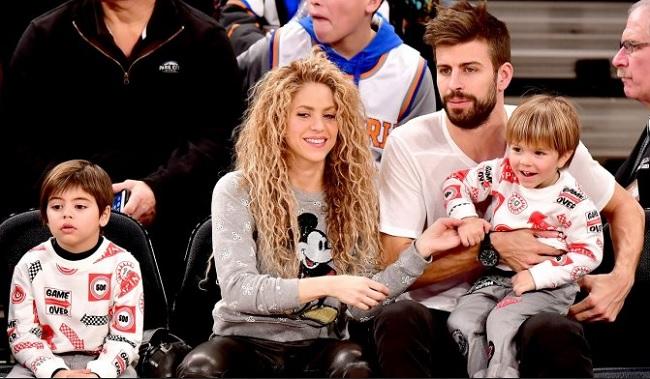 Shakira dan Gerard Pique Mengenang Masalalu