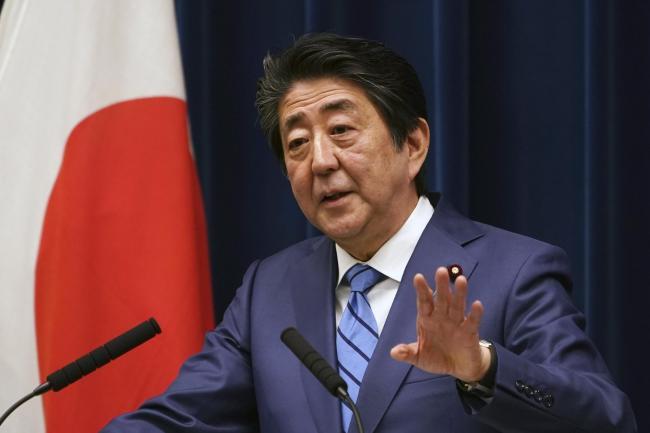 Shinzo Abe, perdana menteri Jepang
