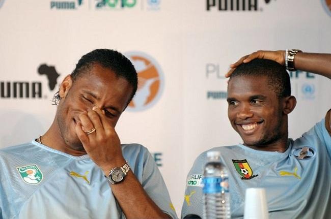 Siapa Penyerang Afrika Terbaik Drogba Atau Eto'o