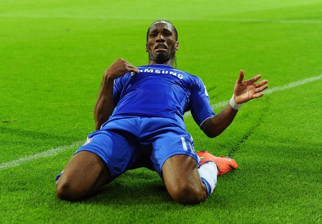 Siapa Penyerang Afrika Terbaik Drogba vs Eto'o