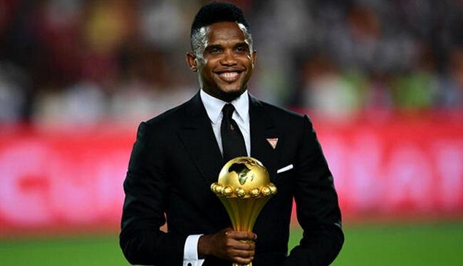 Siapa Striker Afrika Terbaik Drogba atau Eto'o