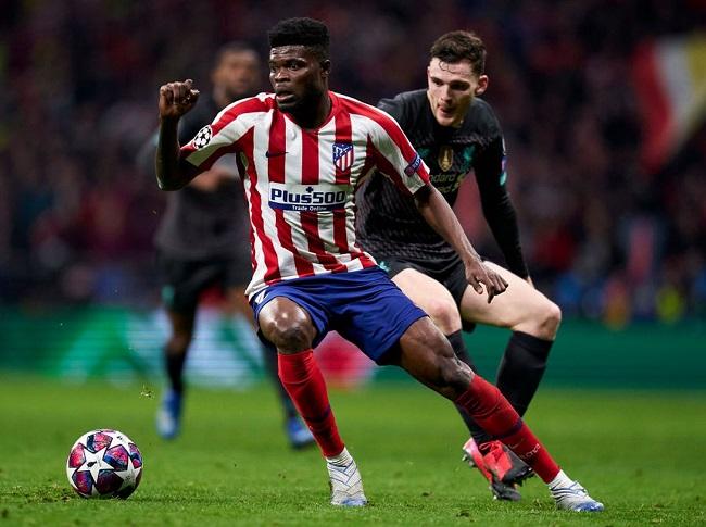 Thomas Partey Pemain Afrika Terbaik di La Liga Musim Ini