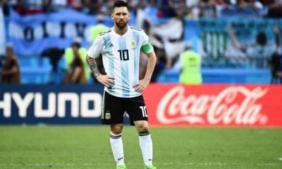 Ustari Sebut Sepak bola Tidak Adil Kalau Messi Belum Menangkan Piala Dunia