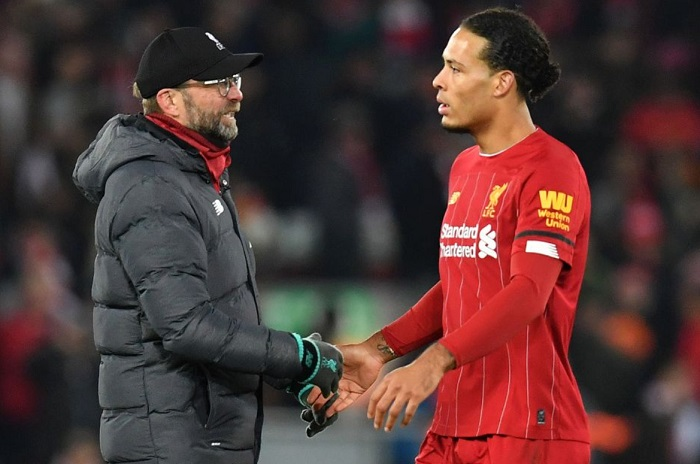 Van Dijk Sebut Terlalu Cepat Jika Liverpool Hanya Menangkan Liga Premier