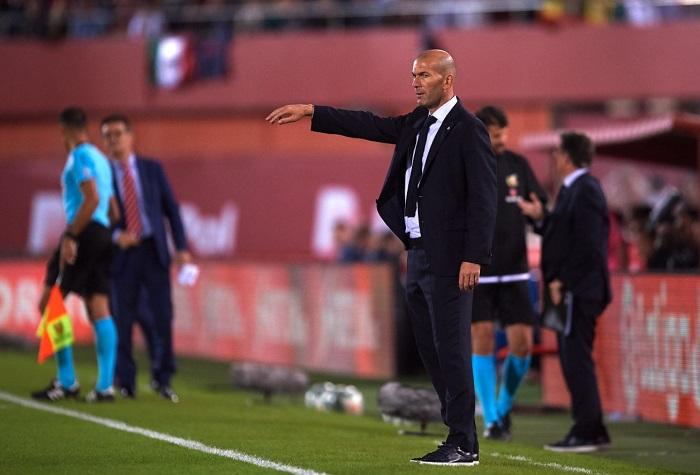 Zidane Sebut Buruknya Hasil Real Madrid Musim Ini Karena Dirinya