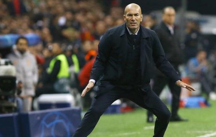 Zidane Sebut Buruknya Real Madrid Musim Ini Karena Dirinya