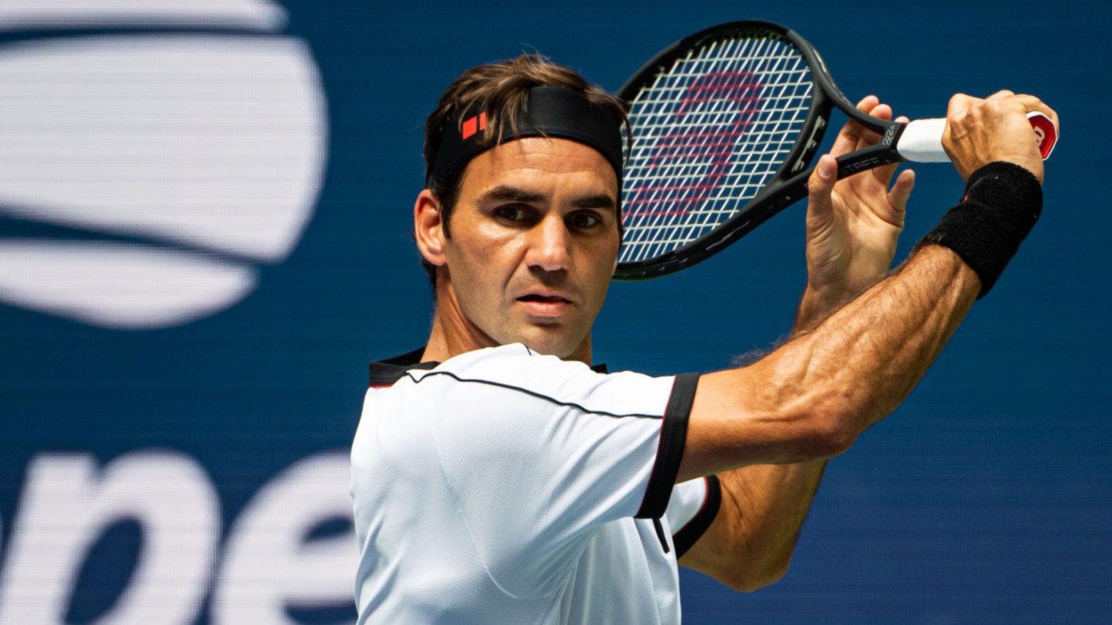 legenda tenis dunia, Roger Federer