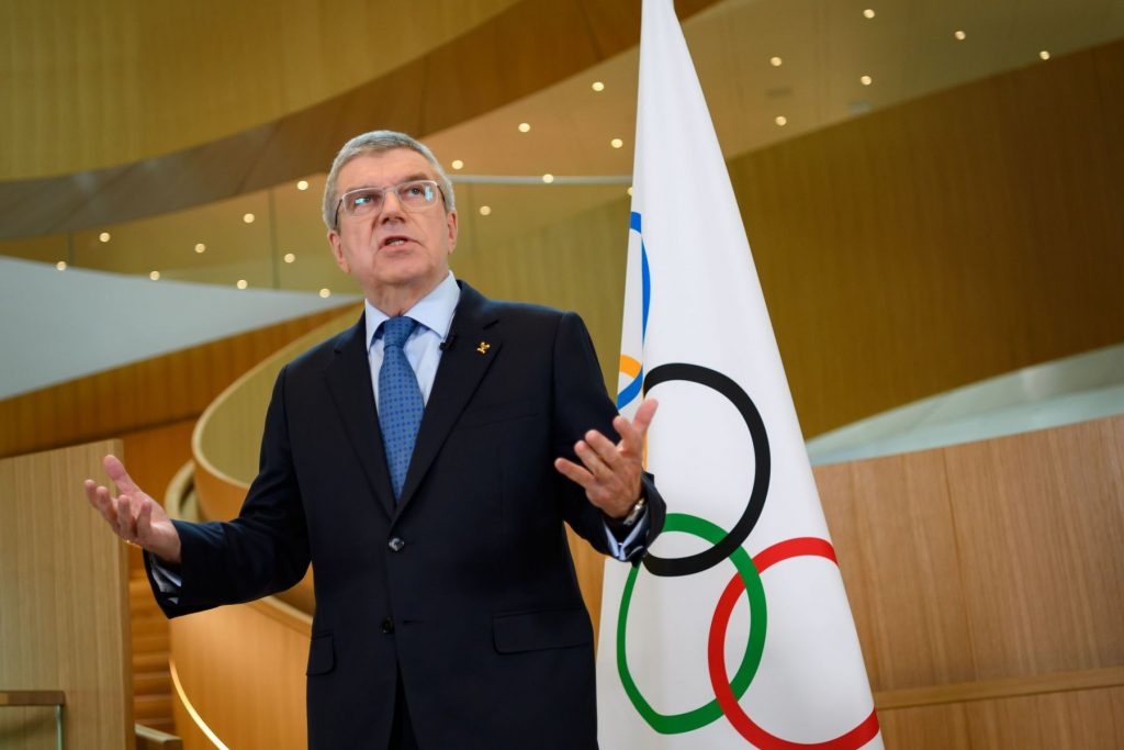 rapat penundaan Olimpiade Tokyo 2020