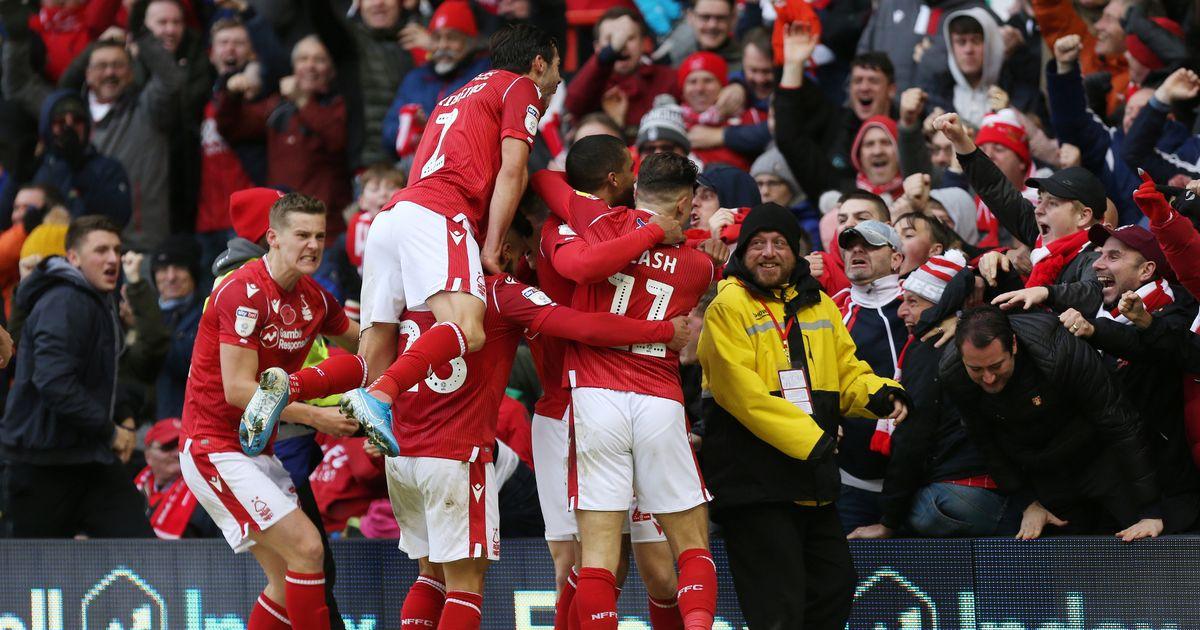 tim Nottingham Forest