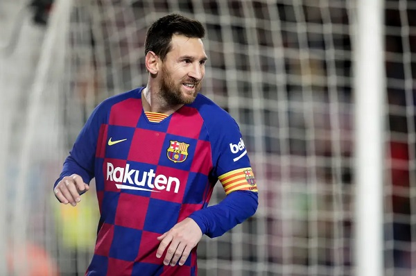 Bukan Hal Sulit Untuk Messi Perbarui Kontrak di Barcelona
