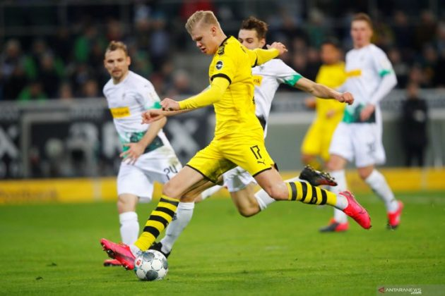 Bundesliga 2020 kembali digelar